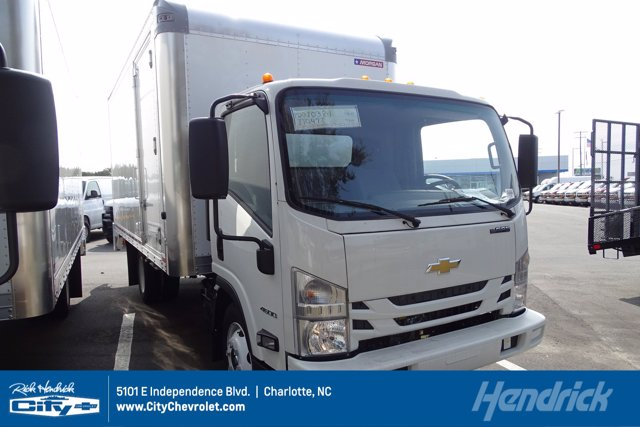 2019 Chevrolet LCF 4500 Regular Cab 4x2, Morgan Dry Freight #M810440 - photo 1