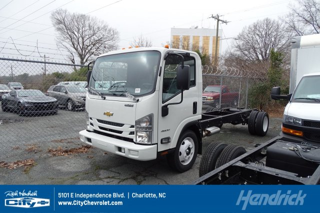 2018 LCF 4500 Regular Cab 4x2,  Cab Chassis #M811906 - photo 1