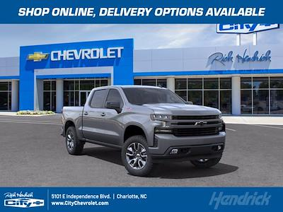2021 Chevrolet Silverado 1500 Crew Cab 4x4, Pickup #M82931 - photo 1