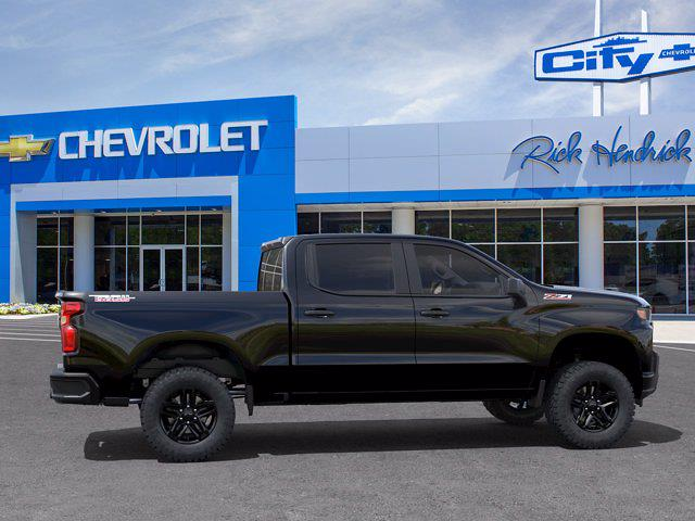 2021 Chevrolet Silverado 1500 Crew Cab 4x4, Pickup #M83561 - photo 5