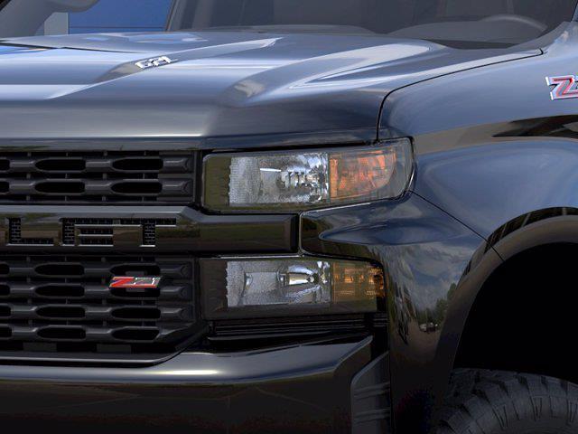 2021 Chevrolet Silverado 1500 Crew Cab 4x4, Pickup #M83561 - photo 8