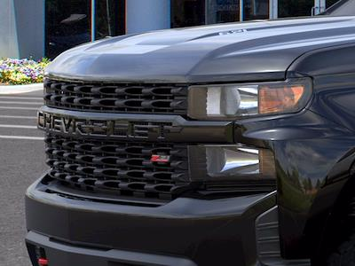 2021 Chevrolet Silverado 1500 Crew Cab 4x4, Pickup #M83561 - photo 11