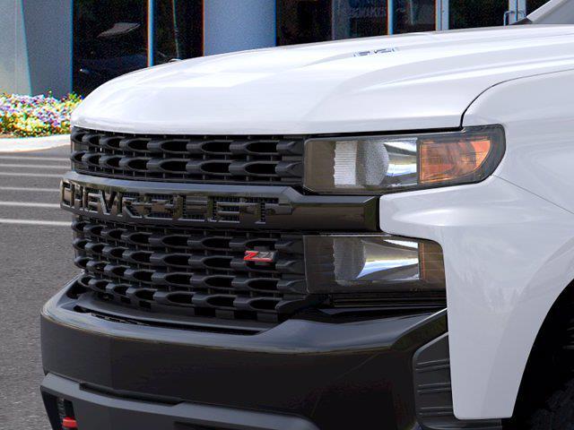 2021 Chevrolet Silverado 1500 Crew Cab 4x4, Pickup #M83868 - photo 11