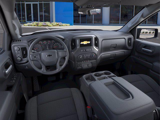 2021 Chevrolet Silverado 1500 Crew Cab 4x4, Pickup #M83868 - photo 12