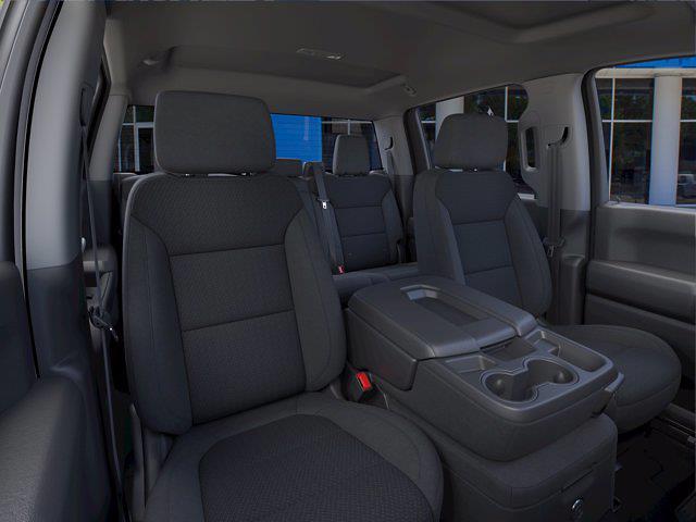 2021 Chevrolet Silverado 1500 Crew Cab 4x4, Pickup #M83868 - photo 13