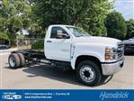2019 Chevrolet Silverado 5500 Regular Cab DRW 4x2,  Knapheide Platform Body #M862774 - photo 1