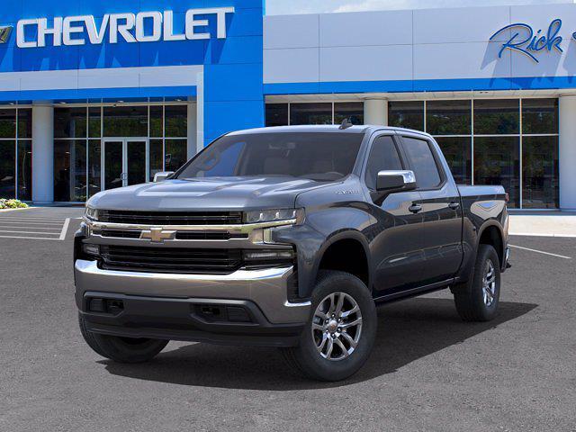 2021 Chevrolet Silverado 1500 4x4, Pickup #M86524 - photo 6