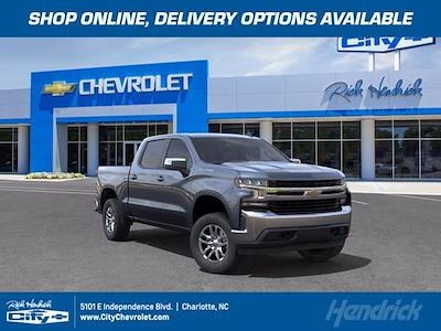 2021 Chevrolet Silverado 1500 4x4, Pickup #M86524 - photo 1