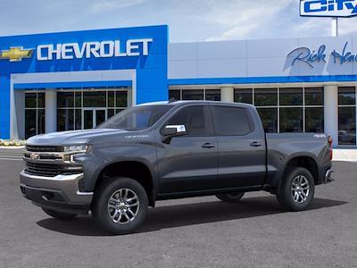 2021 Chevrolet Silverado 1500 4x4, Pickup #M86524 - photo 3