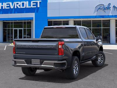 2021 Chevrolet Silverado 1500 4x4, Pickup #M86524 - photo 2
