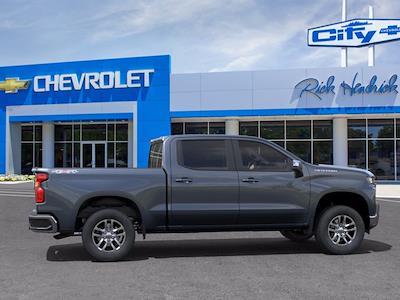 2021 Chevrolet Silverado 1500 4x4, Pickup #M86524 - photo 5