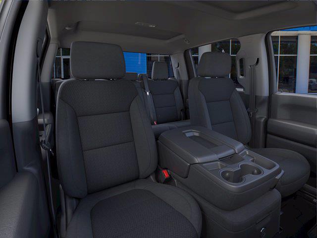 2021 Chevrolet Silverado 1500 Crew Cab 4x4, Pickup #M86602 - photo 13