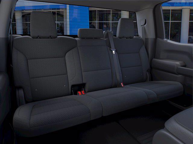 2021 Chevrolet Silverado 1500 Crew Cab 4x4, Pickup #M86602 - photo 14