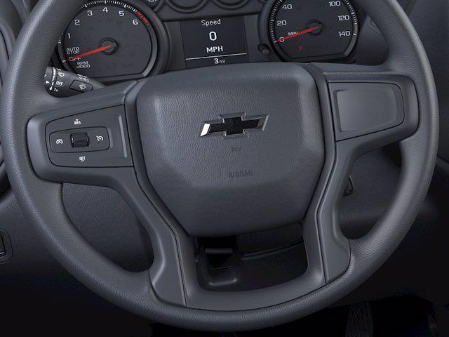 2021 Chevrolet Silverado 1500 Crew Cab 4x4, Pickup #M86602 - photo 16