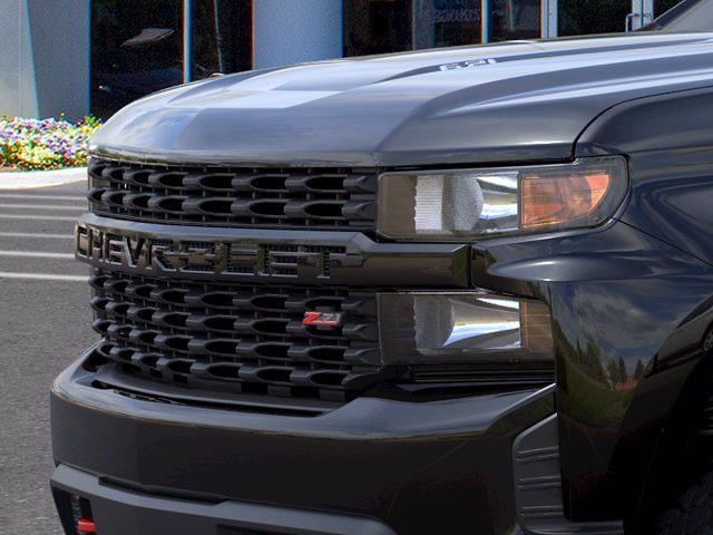 2021 Chevrolet Silverado 1500 Crew Cab 4x4, Pickup #M86803 - photo 11