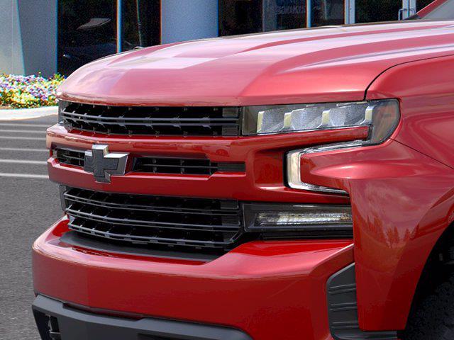 2021 Chevrolet Silverado 1500 Crew Cab 4x4, Pickup #M87201 - photo 11