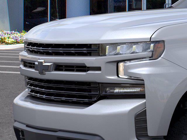 2021 Chevrolet Silverado 1500 Crew Cab 4x4, Pickup #M87583 - photo 11