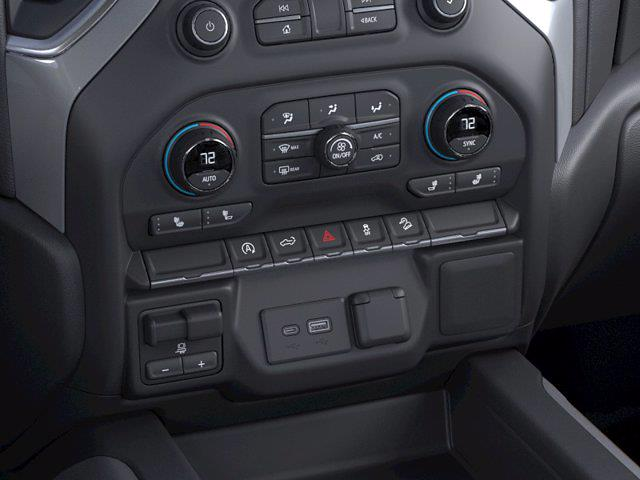2021 Chevrolet Silverado 1500 Crew Cab 4x4, Pickup #M87583 - photo 20