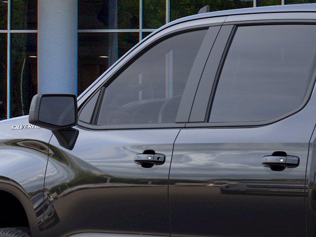 2021 Chevrolet Silverado 1500 Crew Cab 4x4, Pickup #M88410 - photo 10