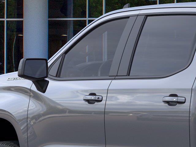 2021 Chevrolet Silverado 1500 Crew Cab 4x4, Pickup #M88749 - photo 10
