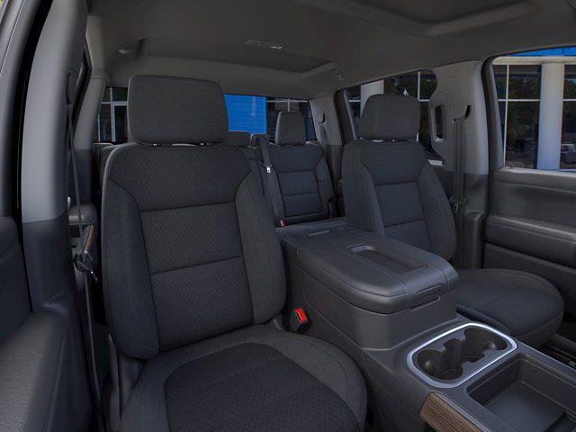 2021 Chevrolet Silverado 1500 Crew Cab 4x4, Pickup #M88841 - photo 13