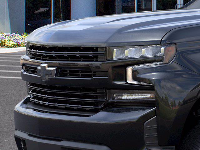 2021 Chevrolet Silverado 1500 Crew Cab 4x4, Pickup #M89338 - photo 11