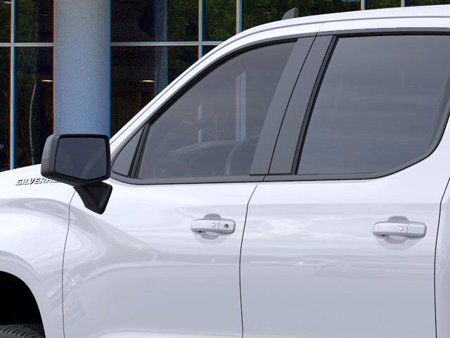 2021 Chevrolet Silverado 1500 Crew Cab 4x4, Pickup #M90116 - photo 10