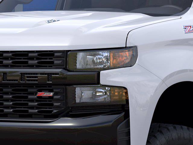 2021 Chevrolet Silverado 1500 Crew Cab 4x4, Pickup #M90288 - photo 8