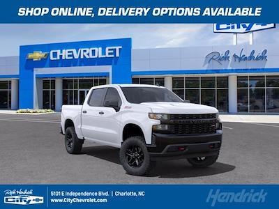 2021 Chevrolet Silverado 1500 Crew Cab 4x4, Pickup #M91219 - photo 1