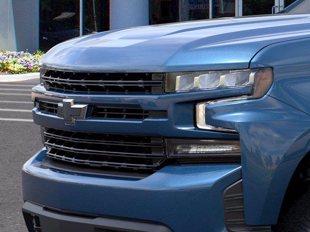 2021 Chevrolet Silverado 1500 Crew Cab 4x4, Pickup #M91423 - photo 11