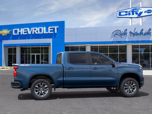 2021 Chevrolet Silverado 1500 Crew Cab 4x4, Pickup #M91423 - photo 5