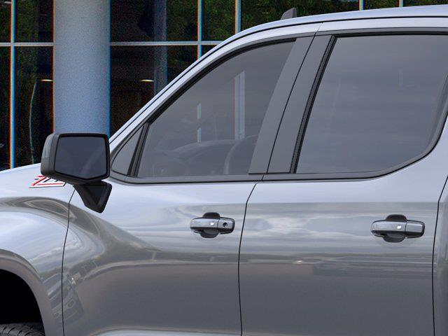 2021 Chevrolet Silverado 1500 Crew Cab 4x4, Pickup #M91648 - photo 10