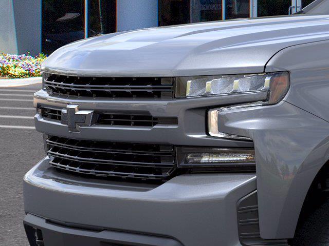 2021 Chevrolet Silverado 1500 Crew Cab 4x4, Pickup #M91648 - photo 11