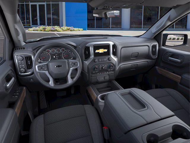2021 Chevrolet Silverado 1500 Crew Cab 4x4, Pickup #M91648 - photo 12