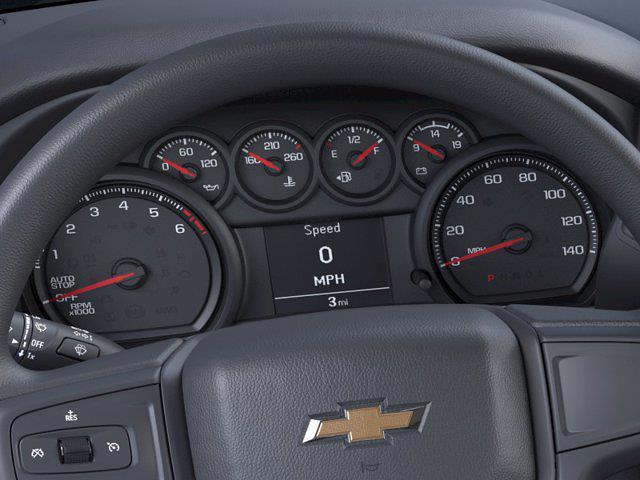 2021 Chevrolet Silverado 1500 Crew Cab 4x4, Pickup #M91780 - photo 15