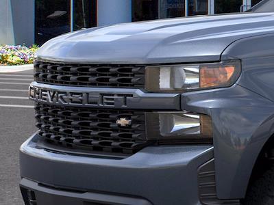2021 Chevrolet Silverado 1500 Crew Cab 4x4, Pickup #M91780 - photo 11