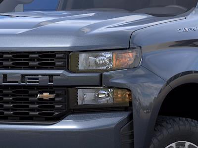 2021 Chevrolet Silverado 1500 Crew Cab 4x4, Pickup #M91780 - photo 8