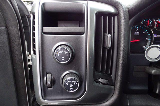 2018 Chevrolet Silverado 1500 Double Cab 4x4, Pickup #M92406A - photo 20