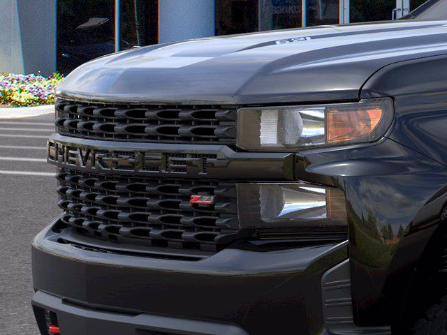 2021 Chevrolet Silverado 1500 Crew Cab 4x4, Pickup #M92878 - photo 11