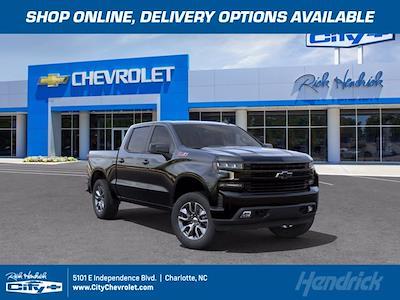 2021 Chevrolet Silverado 1500 Crew Cab 4x4, Pickup #M93294 - photo 1
