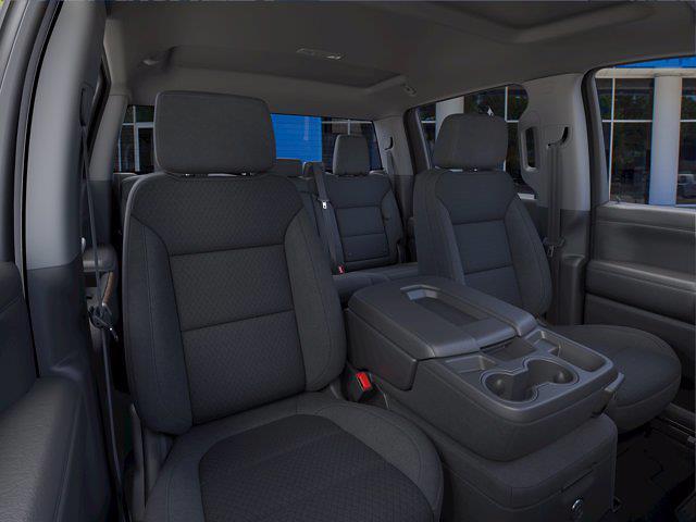 2021 Chevrolet Silverado 1500 Crew Cab 4x4, Pickup #M93400 - photo 13