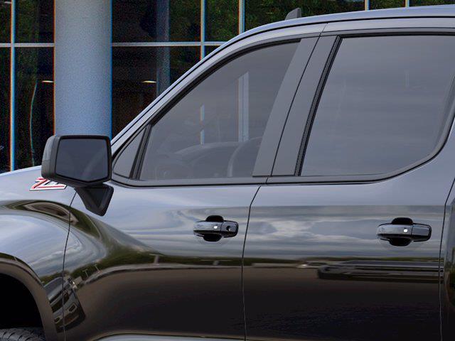 2021 Chevrolet Silverado 1500 Crew Cab 4x4, Pickup #M95054 - photo 10