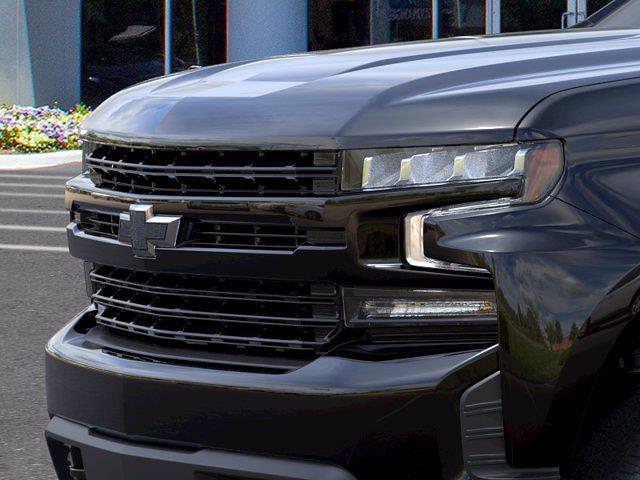 2021 Chevrolet Silverado 1500 Crew Cab 4x4, Pickup #M95054 - photo 11