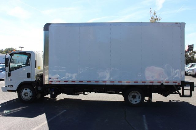 2017 LCF 4500XD Regular Cab 4x2,  Morgan Fastrak Dry Freight #MK00730 - photo 17