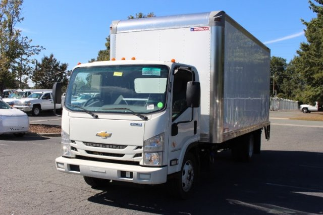2017 LCF 4500XD Regular Cab 4x2,  Morgan Fastrak Dry Freight #MK00730 - photo 4