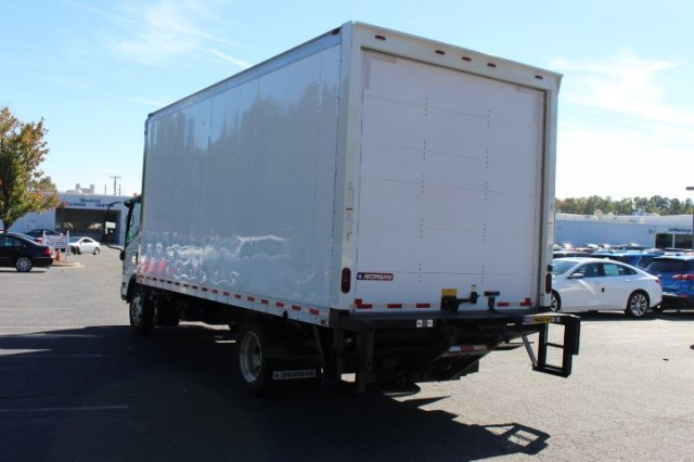 2017 LCF 4500XD Regular Cab 4x2,  Morgan Fastrak Dry Freight #MK00730 - photo 5
