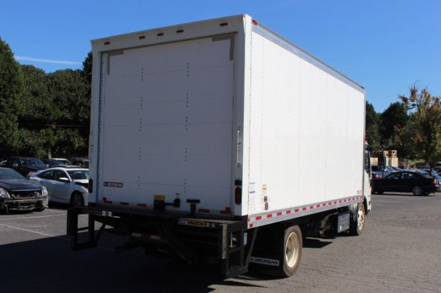 2017 LCF 4500XD Regular Cab 4x2,  Morgan Fastrak Dry Freight #MK00730 - photo 2