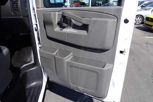 2019 GMC Savana 2500 4x2, Empty Cargo Van #P15760 - photo 33