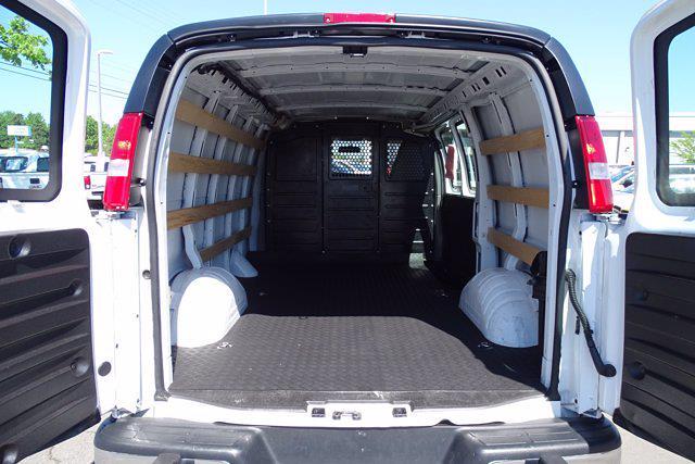 2019 GMC Savana 2500 4x2, Empty Cargo Van #P15760 - photo 56