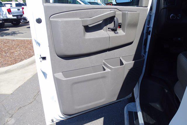 2020 GMC Savana 2500 4x2, Empty Cargo Van #P15762 - photo 16